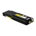 Xerox Phaser 6600N Yellow High Yield Toner Cartridge (Compatible)