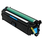 HP Color LaserJet Enterprise CP5525xh Cyan Toner Cartridge (Compatible)