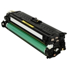 HP Color LaserJet Enterprise CP5525xh Yellow Toner Cartridge (Compatible)