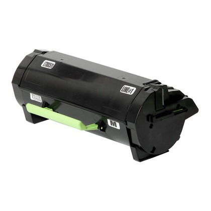Lexmark 601H Black High Yield Toner Cartridge (large photo)