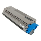 Okidata C610CDN Black Toner Cartridge (Compatible)