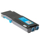 Dell C2660dn Cyan High Yield Toner Cartridge (Compatible)