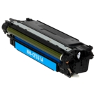 HP Color LaserJet Enterprise M651n Cyan Toner Cartridge (Compatible)