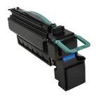 Lexmark X792DTME Cyan Extra High Yield Toner Cartridge (Compatible)