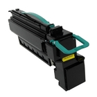Lexmark X792DTPE Yellow Extra High Yield Toner Cartridge (Compatible)