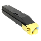 Copystar CS3550ci Yellow Toner Cartridge (Compatible)