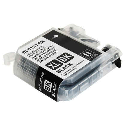 Black High Yield Ink Cartridge for the Brother MFC-J285DW (large photo)