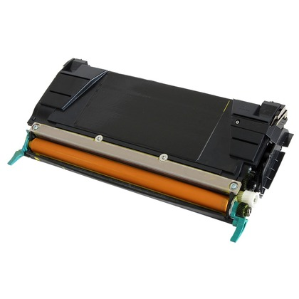 Lexmark C748H1YG Yellow Toner Cartridge (large photo)