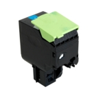 Lexmark CX510dhe Cyan High Yield Toner Cartridge (Compatible)