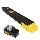 Kyocera TASKalfa 2551ci Yellow Toner Cartridge (Compatible)