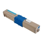 Okidata CX2731MFP Cyan Toner Cartridge (Compatible)