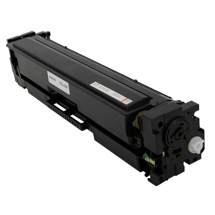yellow high yield toner cartridge compatible with hp color laserjet pro mfp m277dw n0593. Black Bedroom Furniture Sets. Home Design Ideas