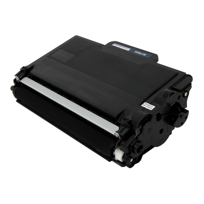 Black High Yield Toner Cartridge for the Brother DCP-L5500DN (large photo)