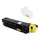 Kyocera ECOSYS M6535cidn Yellow Toner Cartridge (Compatible)