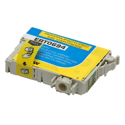 Yellow Ink Cartridge for the Epson WorkForce 1100 (large photo)