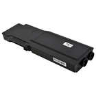 Dell S3840cdn Color Smart Printer Black High Yield Toner Cartridge (Compatible)