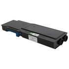Dell S3840cdn Color Smart Printer Cyan High Yield Toner Cartridge (Compatible)
