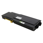 Dell S3840cdn Color Smart Printer Yellow High Yield Toner Cartridge (Compatible)