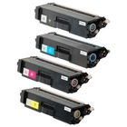 Brother HL-L8350CDW Toner Cartridges - Set of 4 - High Yield (Compatible)