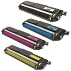 Brother HL-L3210CW Toner Cartridges - Set of 4 (Compatible)