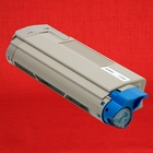 Okidata C5500LDN Cyan Toner Cartridge - High Yield  N1240