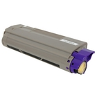 Okidata C5500DN Yellow High Yield Toner Cartridge (Compatible)