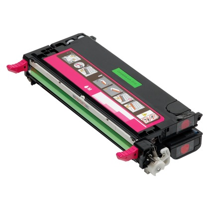 Dell RF013 Magenta High Yield Toner Cartridge (large photo)