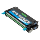 Dell 3110cn Cyan High Yield Toner Cartridge (Compatible)