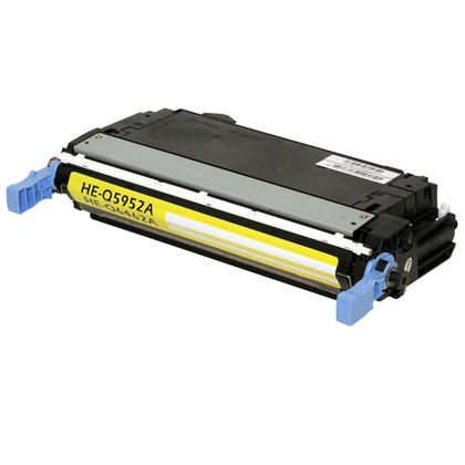 Yellow Toner Cartridge Compatible with HP Color LaserJet 4700dn (N2720)
