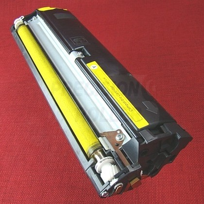 Yellow Toner Cartridge - High Yield for the Konica Minolta magicolor 2300W (large photo)