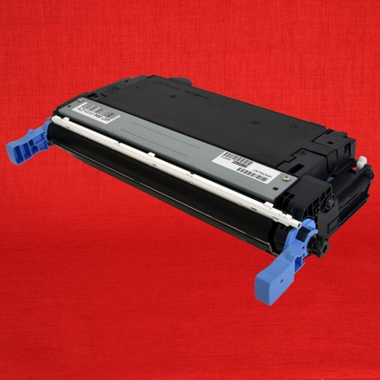 On-Site Laser Compatible Toner Replacement for HP Q6461A Works with Cyan Color Laserjet 4730 MFP,/4730X MFP,/4730XS MFP,/CM4730 MFP,/CM4730F MFP,/CM4730FM MFP,/CM4730FSK MFP,/4730XM MFP