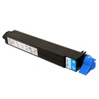 Okidata C9600HDN Cyan Toner Cartridge (Compatible)