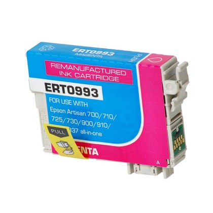 High Capacity Magenta Ink Cartridge for the Epson Artisan 800 (large photo)