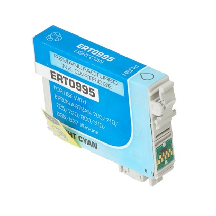 Epson T098520 High Capacity Light Cyan Ink Cartridge (large photo)