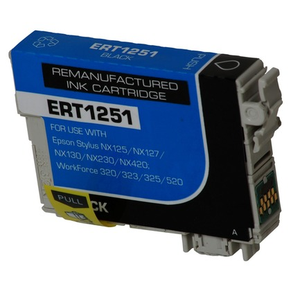Epson T125120 Black Ink Cartridge (large photo)