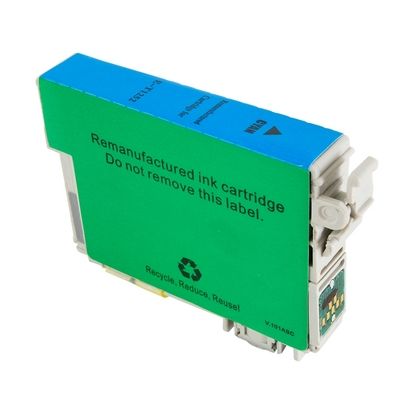 Cyan Ink Cartridge for the Epson WorkForce 323 (large photo)