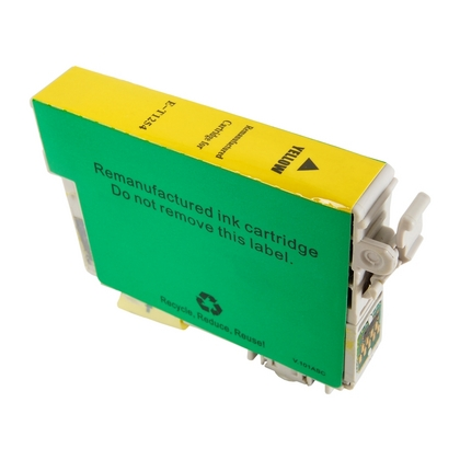 Yellow Ink Cartridge for the Epson Stylus NX625 (large photo)