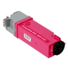 Xerox Phaser 6125 Magenta Toner Cartridge (Compatible)