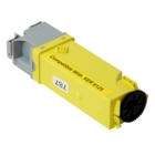 Xerox Phaser 6125 Yellow Toner Cartridge (Compatible)