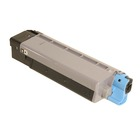 Okidata C6150HDN Black Toner Cartridge (Compatible)