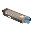 Okidata C6150HDN Cyan Toner Cartridge (Compatible)