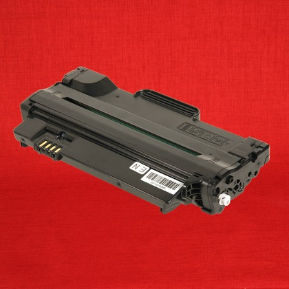 black toner cartridge high yield compatible with samsung ml 1915 n5320. Black Bedroom Furniture Sets. Home Design Ideas