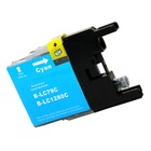 Brother MFC-J6710DW Super High Yield Cyan Inkjet Cartridge (Tank) (Compatible)