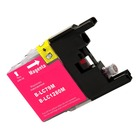 Brother MFC-J6710DW Super High Yield Magenta Inkjet Cartridge (Tank) (Compatible)