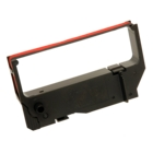 Black / Red Ribbon - Package of 6 for the Star Micronics SP500 (large photo)