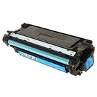 HP Color LaserJet Enterprise CP4025dn Cyan Toner Cartridge (Compatible)