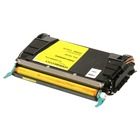 Lexmark C734DN Yellow Toner Cartridge (Compatible)