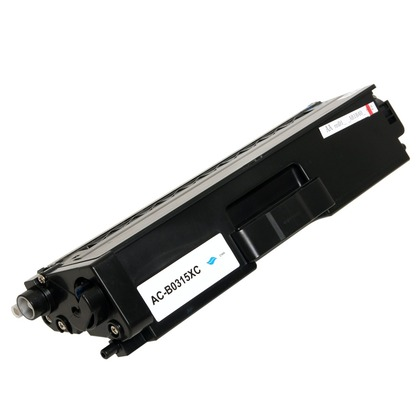 cyan high yield toner cartridge compatible with brother hl 4150cdn n6770. Black Bedroom Furniture Sets. Home Design Ideas
