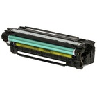 HP LaserJet Enterprise 500 Color M551xh Yellow Toner Cartridge (Compatible)