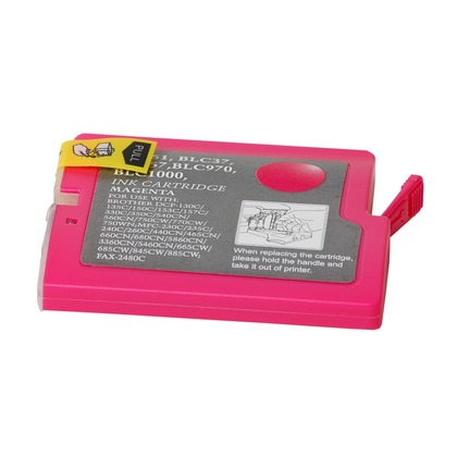 Magenta Dye Inkjet Cartridge for the Brother MFC-3360C (large photo)